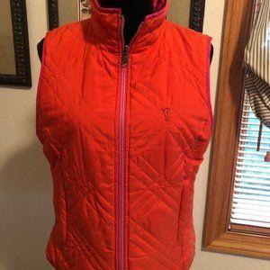 Women's Reversible Golfino Quilted Vest